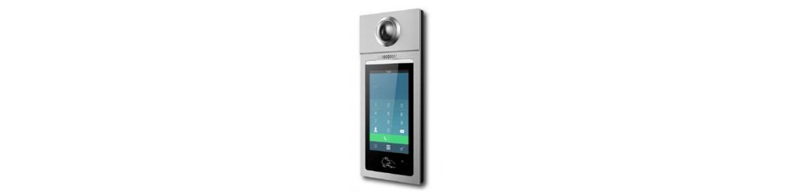 Akuvox IP телефон за врата