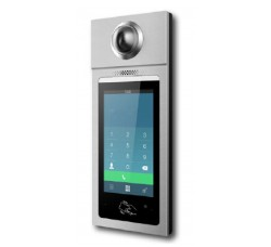 IP Видео домофон с картов четец, влизане с цифров или графичен код SPD-R29