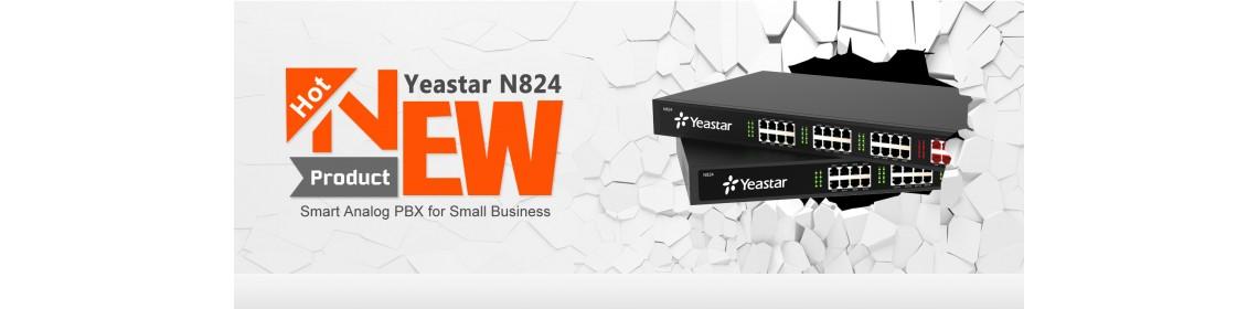 Новата N824 централа