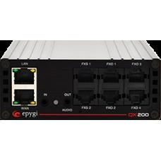 QX200 IP PBX